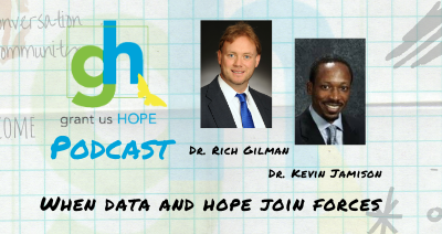When Data and Hope Join Forces for Kids Mental Health with Dr. Rich Gilman and Dr. Kevin Jamison